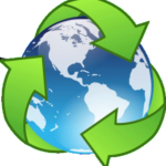 Earth Month Logo