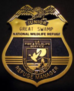 Junior Refuge Manager Badge