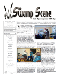 Newsletter March 2015 Cover