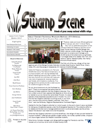 Swamp Scene Cover March 2017