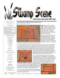 Swamp Scene Cover March 2017