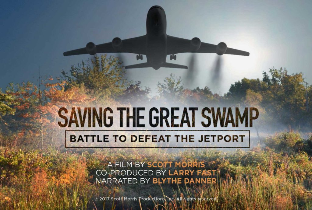 Poster for Saving the Great Swamp