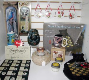 Nature Shop Gift Items