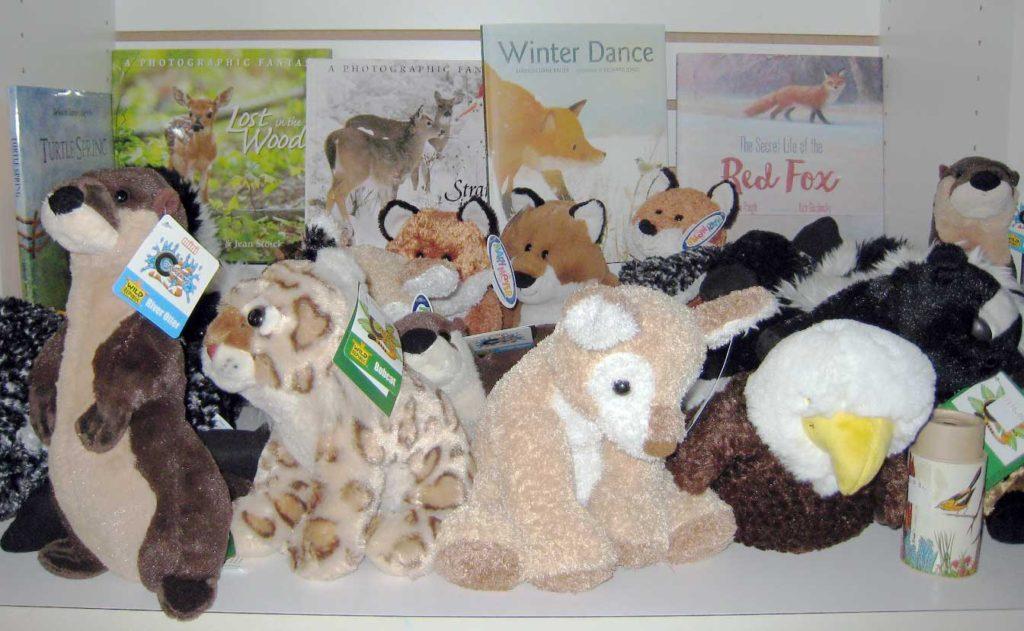 Nature Shop Stuffed Animals